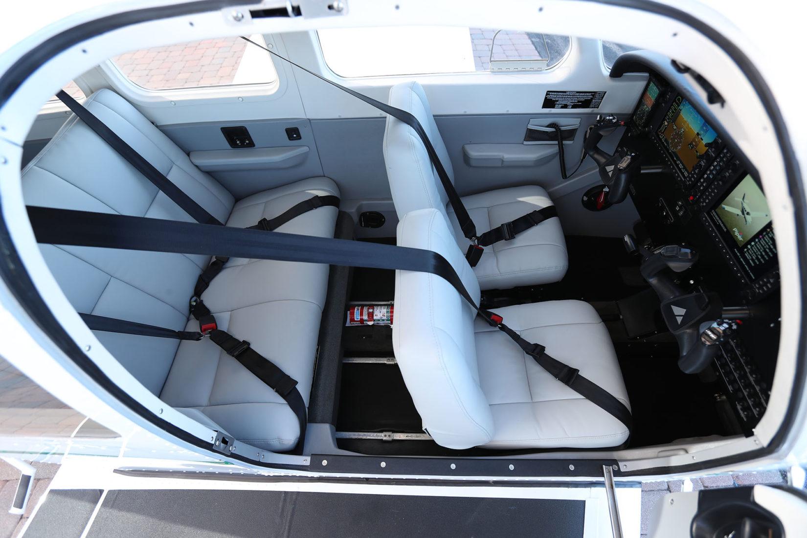 Archer TX interior