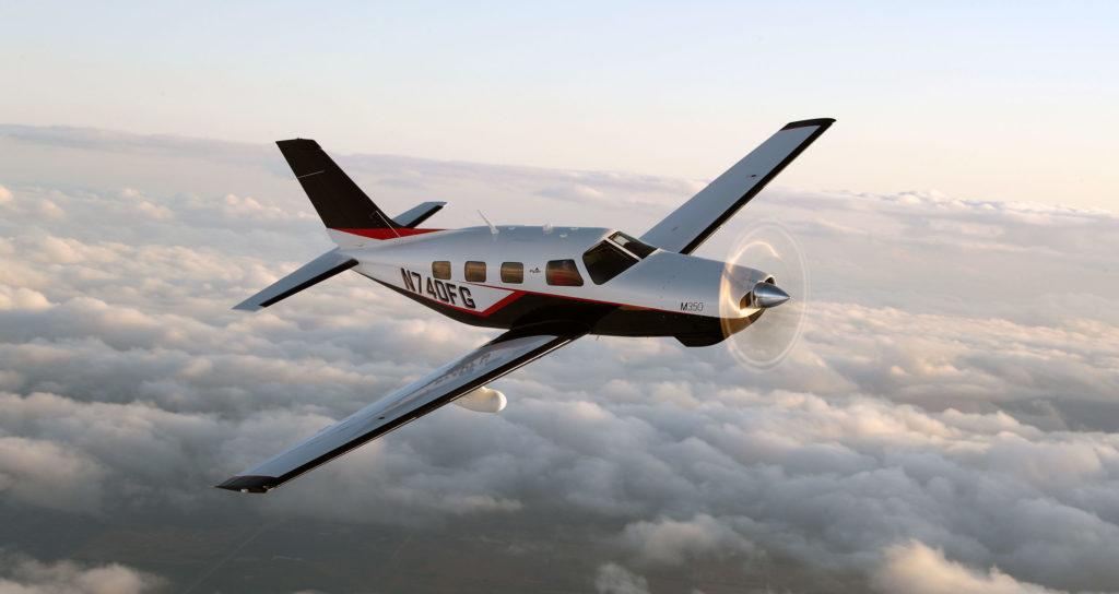 Piper M350 aircraft