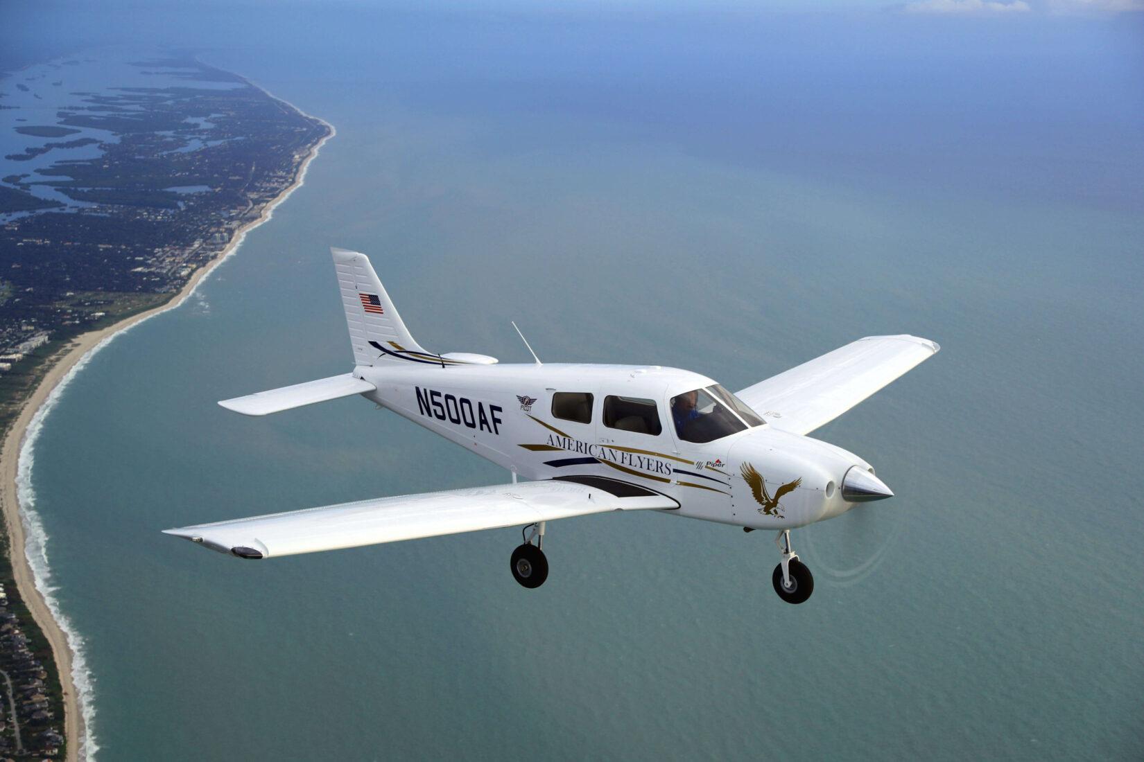 Piper Pilot 100i Aircraft