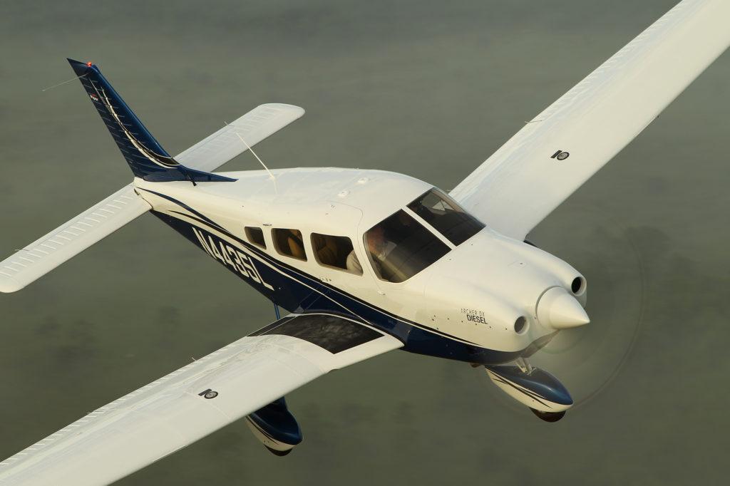 Piper Archer DX aircraft