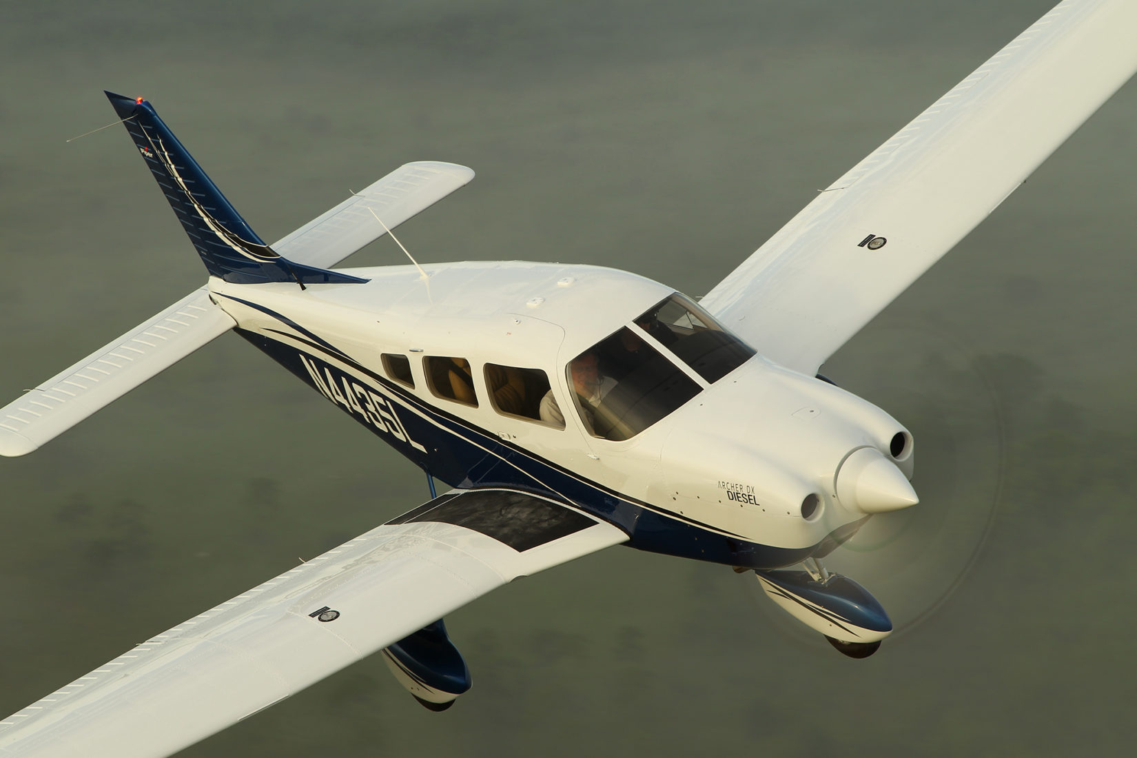 Piper Archer DX aircraft