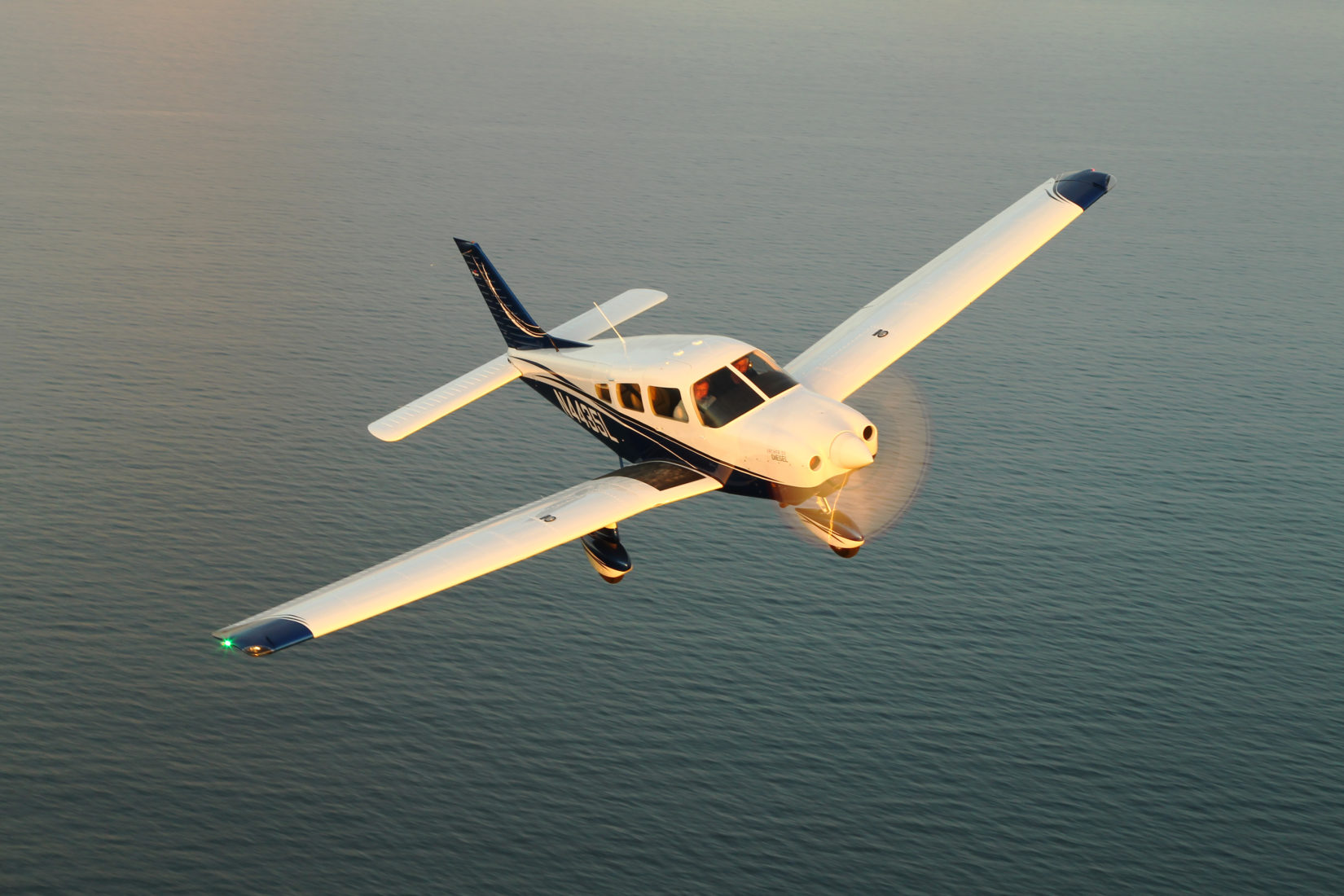 Piper Archer DLX aircraft