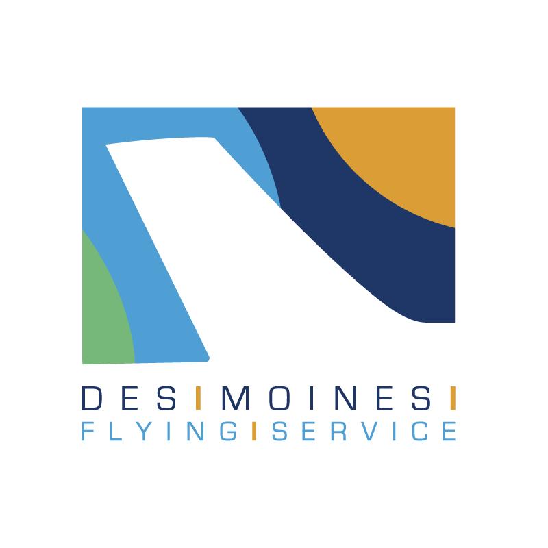Des Moines Flying Service logo
