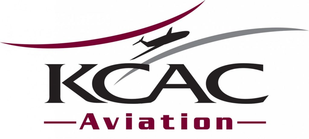 KCAC Aviation logo