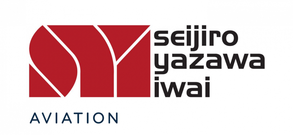 Seijiro Yazawa Iwa Aviation logo