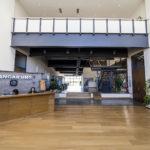 Hangar Uno lobby