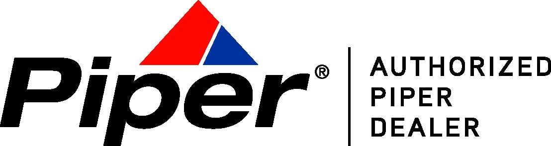 Piper Authorized Dealer Logo