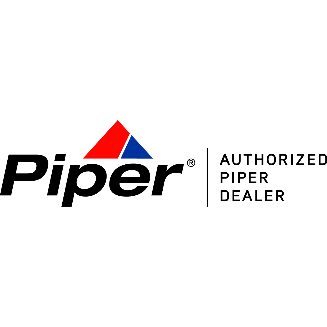 Piper Authorized Dealer Logo