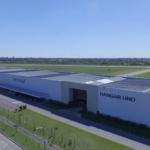 Ariel view of the Hangar Uno facility
