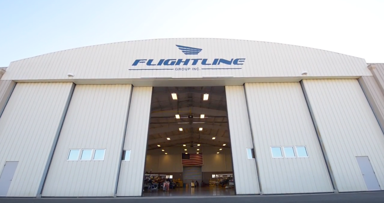 Flightline Group hangar