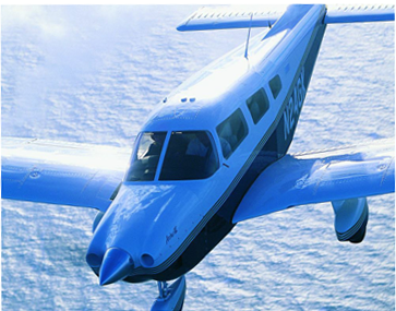 Archer III model from Piper Aircraft