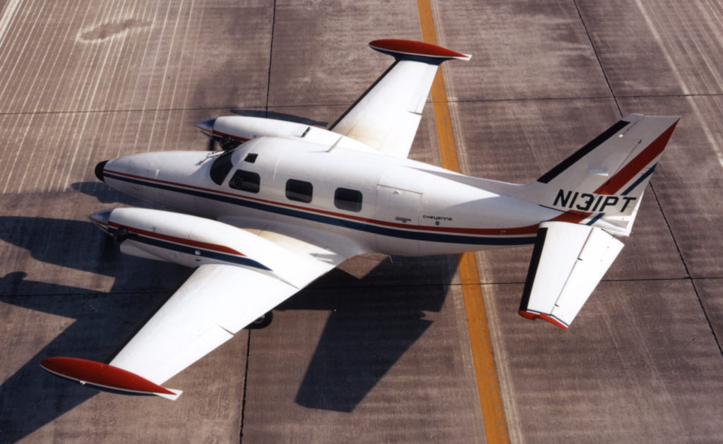 Cheyenne model from Piper Aircraft