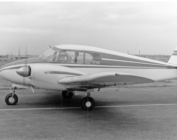 Piper Aircraft plane model