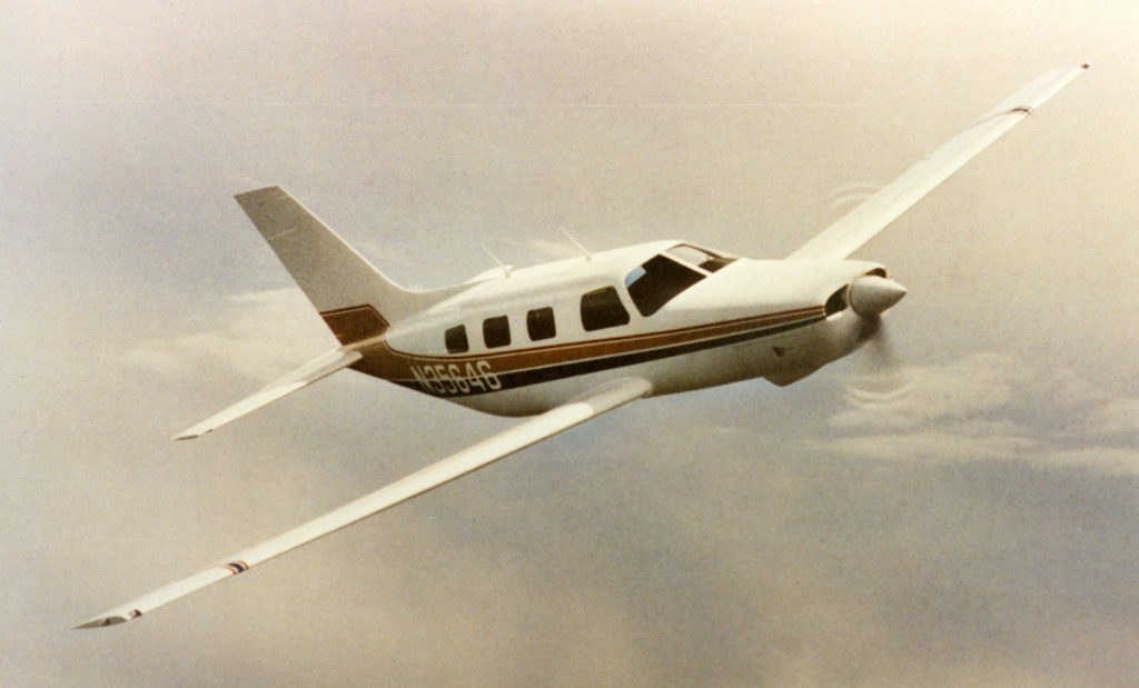 PA46-310P Malibu from Piper Aircraft