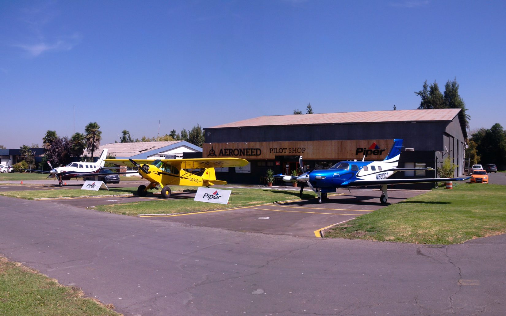Piper Aircraft at Aeroneed