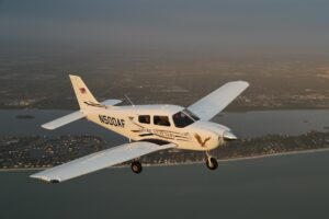 Piper Certifies and Delivers First Pilot 100i Trainer Aircraft 1