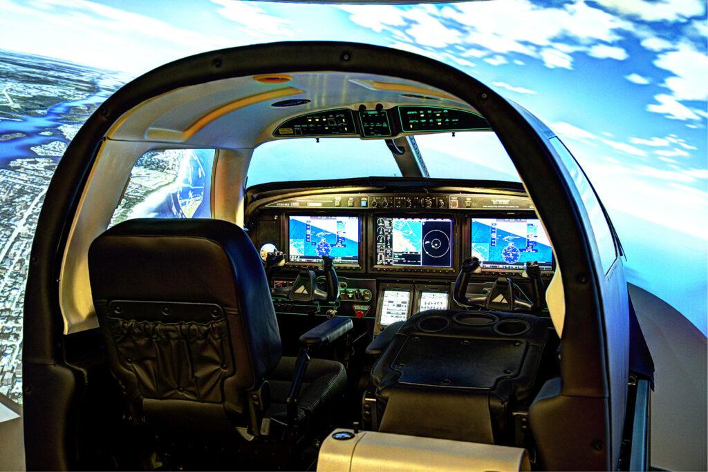 New Piper M600/SLS Simulator Enters Service at Legacy Flight Training 1